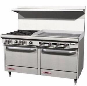 Southbend Range and Griddle - NEW - Free Shipping!