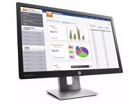 "P EliteDisplay E232 58,4 cm (23"") Monitor, a large-screen Full HD IPS display."