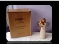 WILLOW TREE FIGURINE - 'ANGEL OF FRIENDSHIP' - FOR SALE