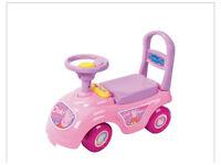 Peppa pig ride on