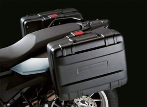 BMW 800GS Vario Panniers+Rack 2008-and up. Expandable