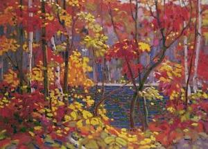 "Limited Edition ""The Pool"" by Tom Thomson"