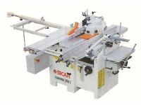 Combined SICAR Model FURORE 300 I - / 1500CE Combination wood working Machine LOCATED IN FRANCE
