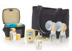Medela Freestule Double Breast Pump and Accessories