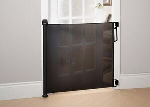 New Bily retractable baby safety gate