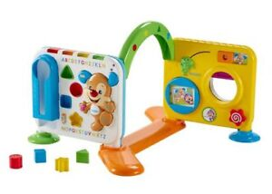[NEW BOX]Fisher-Price Laugh & Learn Crawl-Around Learning Center