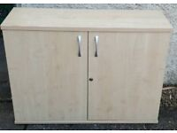 Office Storage Cabinet Unit Cupboard