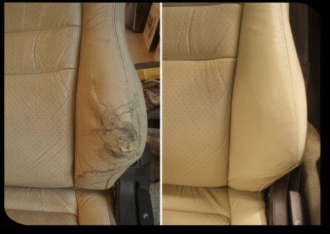 Professional Seat Repair Vehicle Car Van Bus Motorbike