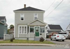 Homes for Sale in Central Amherst, Amherst, Nova Scotia $74,900