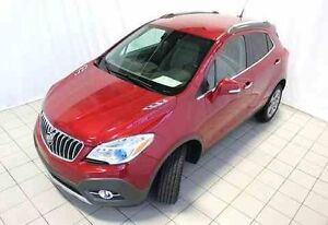 2014 BUICK ENCORE FWD, CAMERA  ARRIERE, LEATHER West Island Greater Montréal image 9