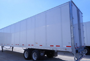 Dry Van Trailer - Finance from $620/mo*