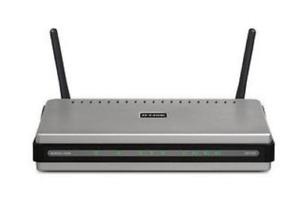 D-Link DIR-625 RangeBooster N Wireless Router
