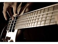 Bass player wanted asap for rehearsals /upcoming gigs Blues/rock/ soul