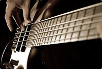 Bass Guitar Lessons - Now Enrolling
