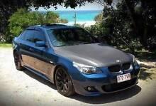 2006 e60 BMW 5 Series Sedan 530i - M Sport - All Options/Swap Coolangatta Gold Coast South Preview