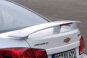Chlorophyll Coloured Rear Holden Cruze Sedan Spoiler. JH JG Hillbank Playford Area Preview
