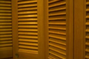Custom Closet Doors Wood