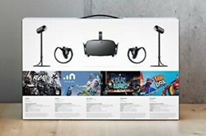 Oculus Rift goggle + Touch Virtual Reality System