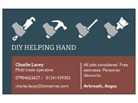 DIY HELPING HAND SERVICES........