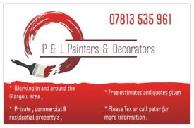 P & L Painter & Decorators & Wallpaper Hanging