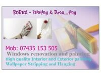 Painting & Decorating in Kingston Upon Thames