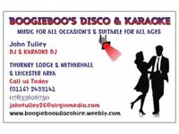 Boogieboo's Disco & Karaoke Hire: Professional DJ and Disco at your service