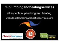 plumber 24 hr/Boiler Installations from £1295 supplied and fitted Bathroom installations from £995