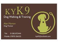 KYK9 Dog Walking & Training