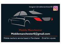 Mobile mechanic in manchester