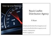 Gear up your Business with Reya's leaflet distribution agency