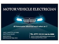 Motor Vehicle Electrician