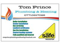 Plumber, gas engineer, boilers fitted,cookers, servicing, burst pipes, cookers, combi boilers,