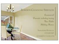 Roberts Cleaning & Ironing Services