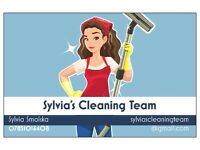 If you need a reliable, trustworthy and hard working cleaner I can help you!