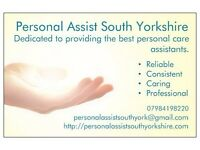 Dedicated to providing the best Personal Support and Social Care.
