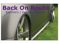 Back On Route , Delivery and Collection Services