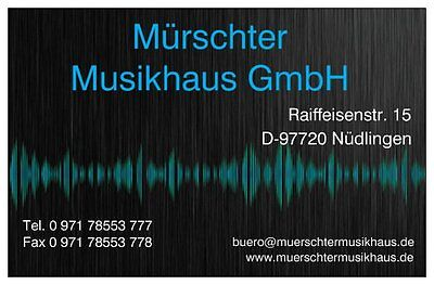 Mürschter Musikhaus e-bay Shop