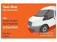 9 Seater Minibus Hire for Airport Transfers/ Days or Nights Out