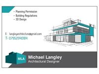 Architectural Design Services - Planning - Building Regs - ReDesign - Competitive Rates