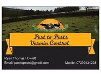 Pest to Pests vermin control