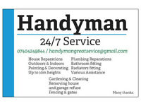 Handymen services