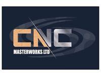 CNC Machining, Laser Cutting / Engraving, Spray Finishing & Powder Coating / Shot Blasting