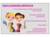 G&H cleaning services