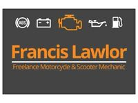 Mobile Motorcycle & Scooter Mechanic Merseyside Based All Enquiries Welcome