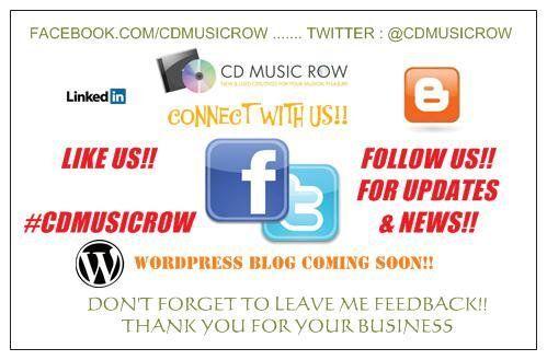 CD MUSICROW