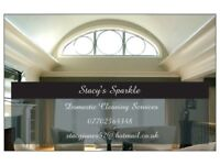 Stacy's Sparkle Domestic Cleaning Services