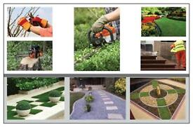 GARDEN MAINTENANCE GARDEN SERVICE DRIVEWAY CLEANING DRAINS UNBLOCKED PATIO CLEANING PRESSURE WASHING