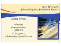 SBK Services Limited (Bookkeeping and Administration Services)