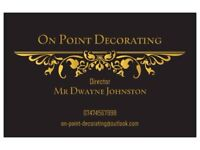 Independent decorating company