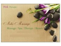 Deep tissue, Sports, Thai, Swedish, Hot stone and beauty-waxing, scrub, Hopi + more in Loughborough